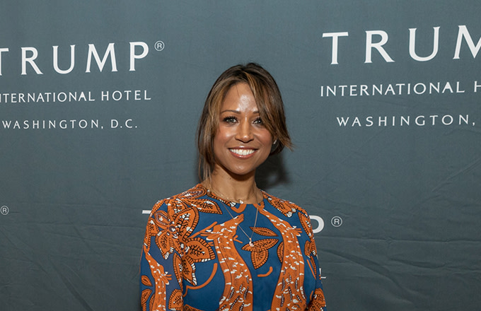 Stacey Dash Arrested for Reportedly Attacking Husband Jeffrey Marty