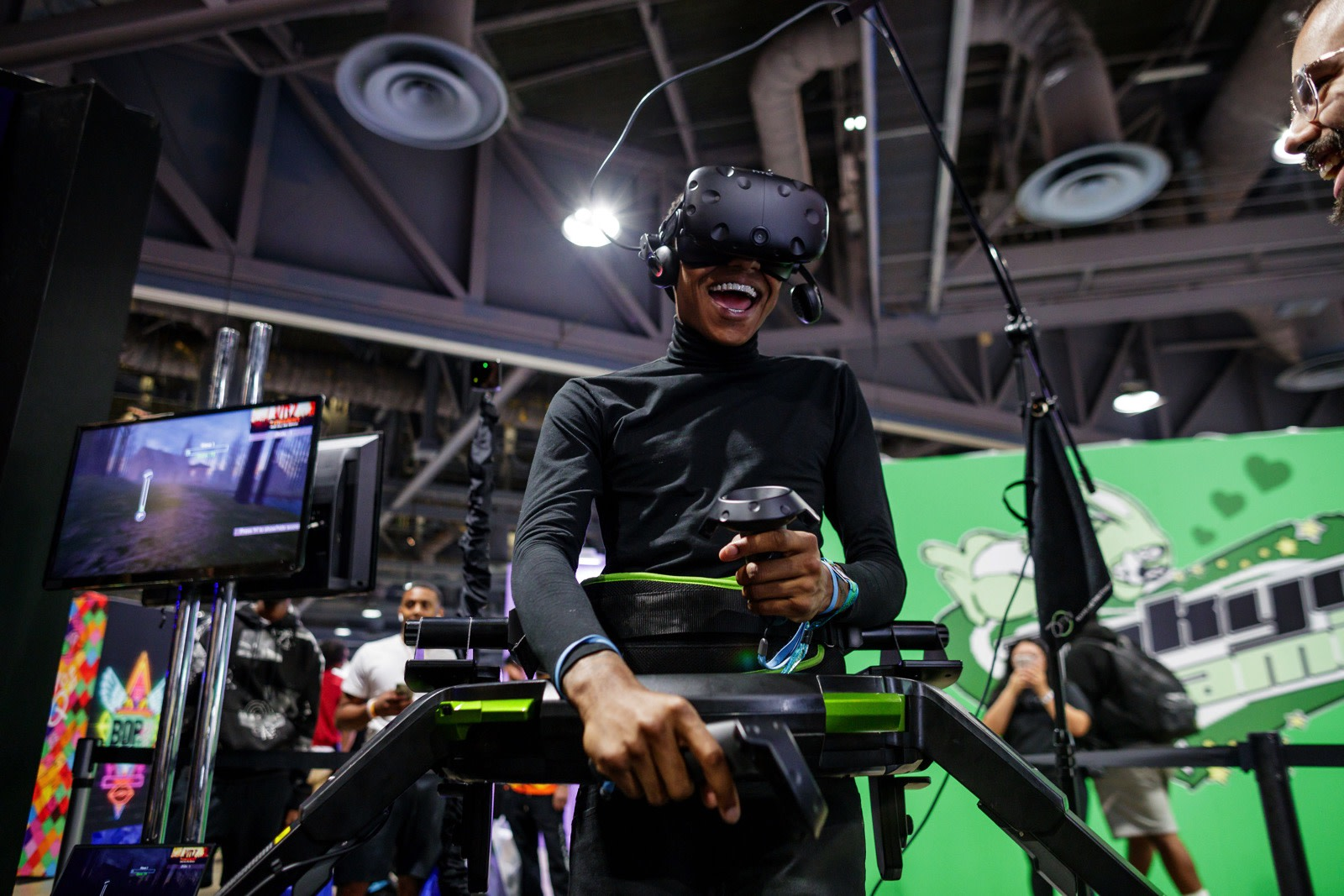 Mtn Dew Amp Game Fuel Brought Out-of-This-World Fun to ComplexCon