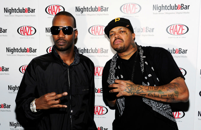 Juicy J Announces Three 6 Mafia Reunion Tour
