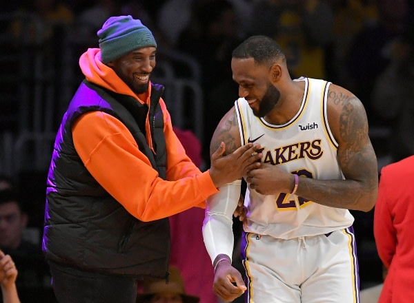 NBA Fans React to LeBron James Passing Kobe Bryant on All-Time Scoring List