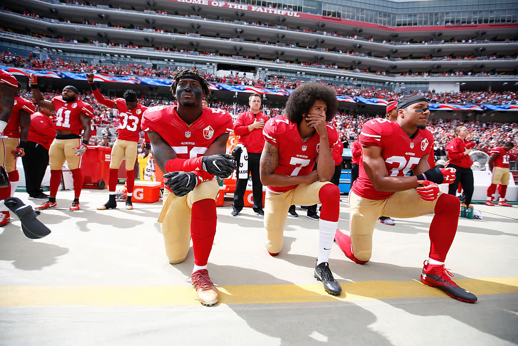 12 Surefire Ways To Win an Argument With People Against Taking a Knee