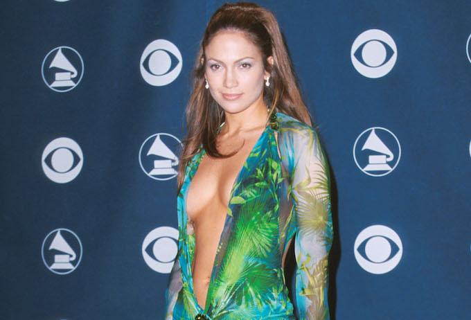 Versace Sues Fashion Nova Over Famous J.Lo Dress Rip-Off