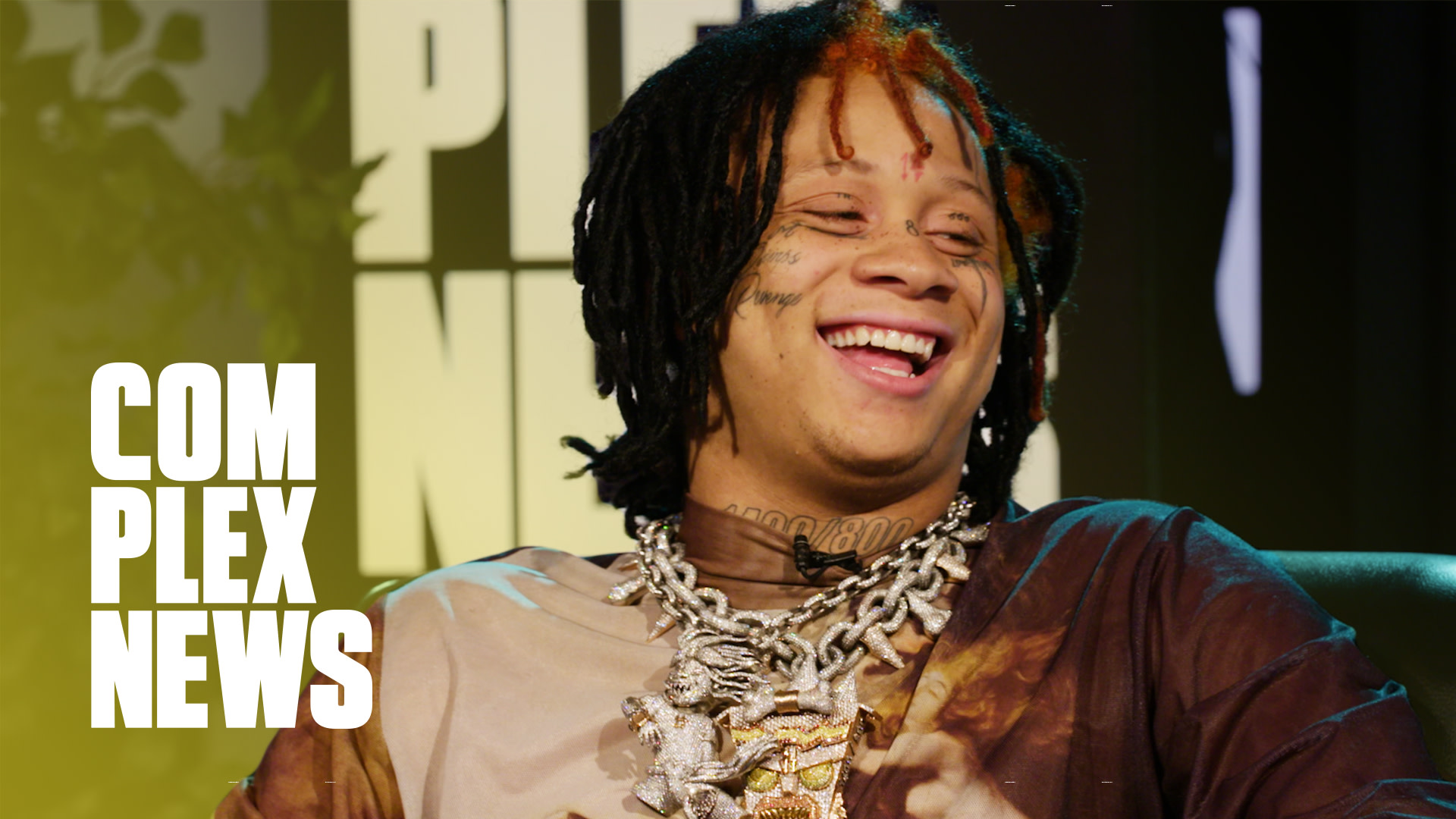 "Trippie Redd on 6ix9ine, XXXTentacion, and Missing Out on Drake's ""God's Plan"""