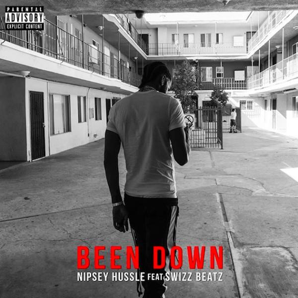 """Nipsey Hussle Releases New Track """"Been Down"""" f/ Swizz Beatz"""