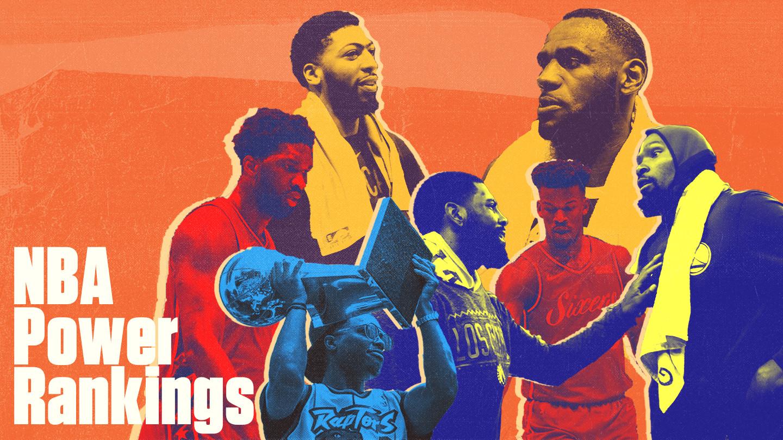 NBA Power Rankings: Every Team Ranked Before Free Agency
