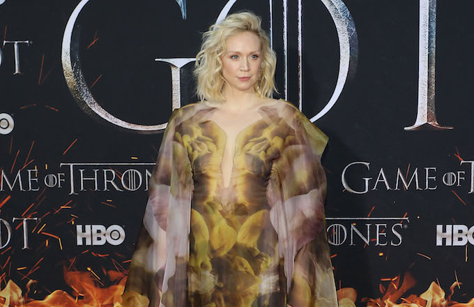 Gwendoline Christie Says She Submitted Herself for an Emmy as a 'Testament' to Brienne