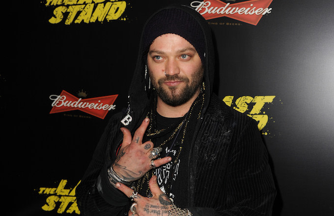 Bam Margera Headed Back to Rehab for the Third Time in a Month