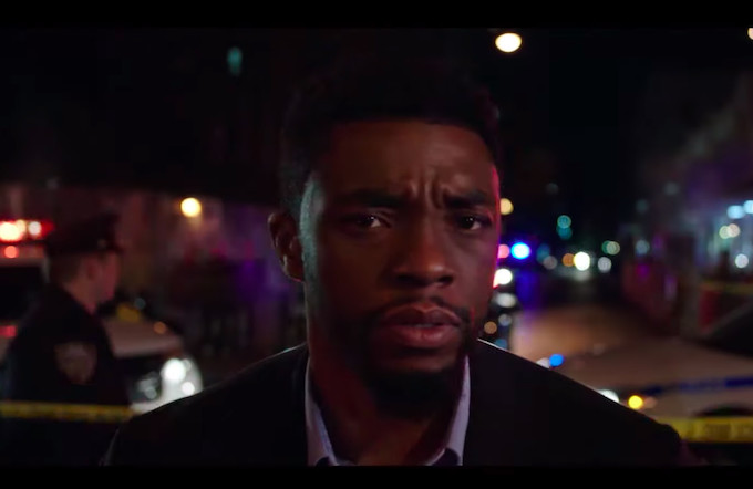 Russo Brothers Unveil New Trailer for '21 Bridges' Starring Chadwick Boseman