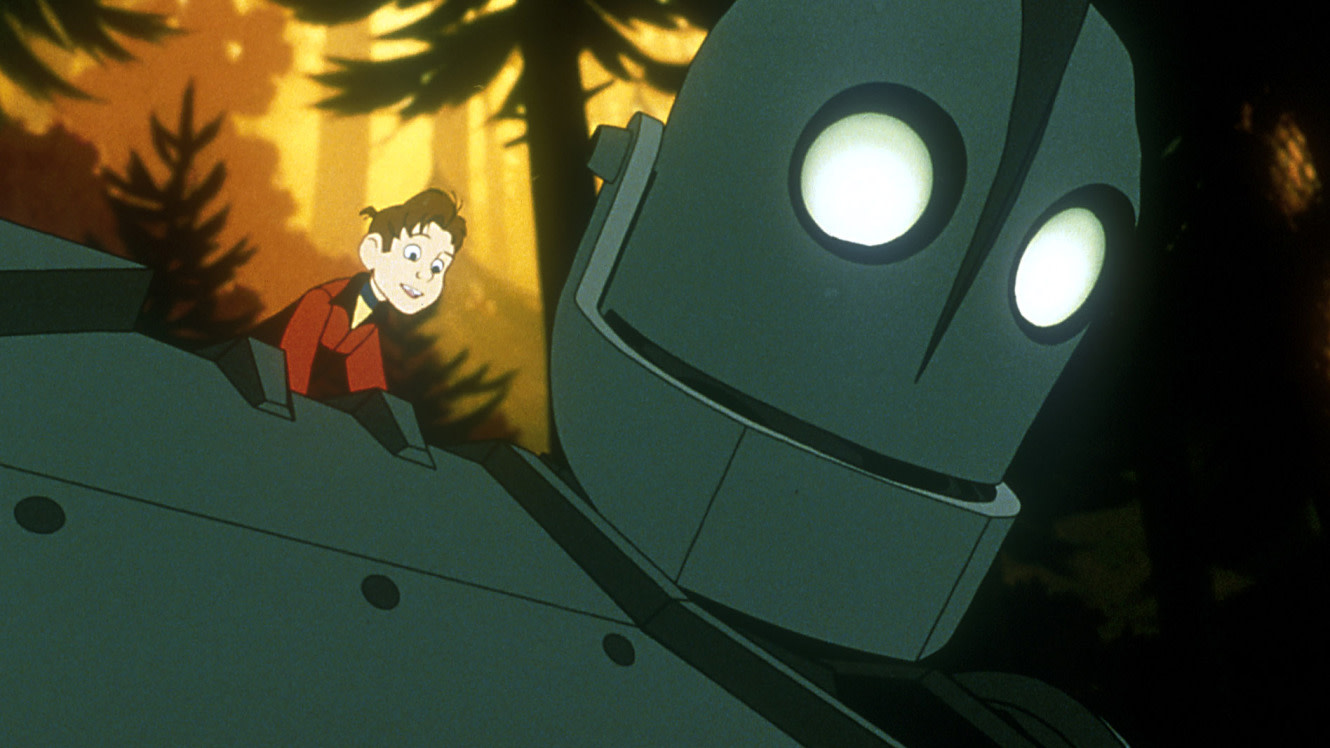 How 'The Iron Giant' Shaped My Childhood