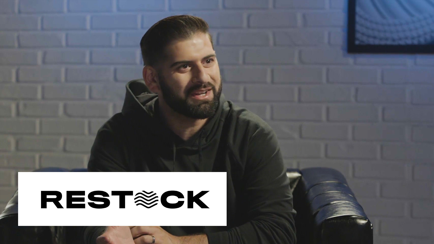 Qias Omar Discusses How Sneaker Culture Has Evolved and His Dream Collab | Restock