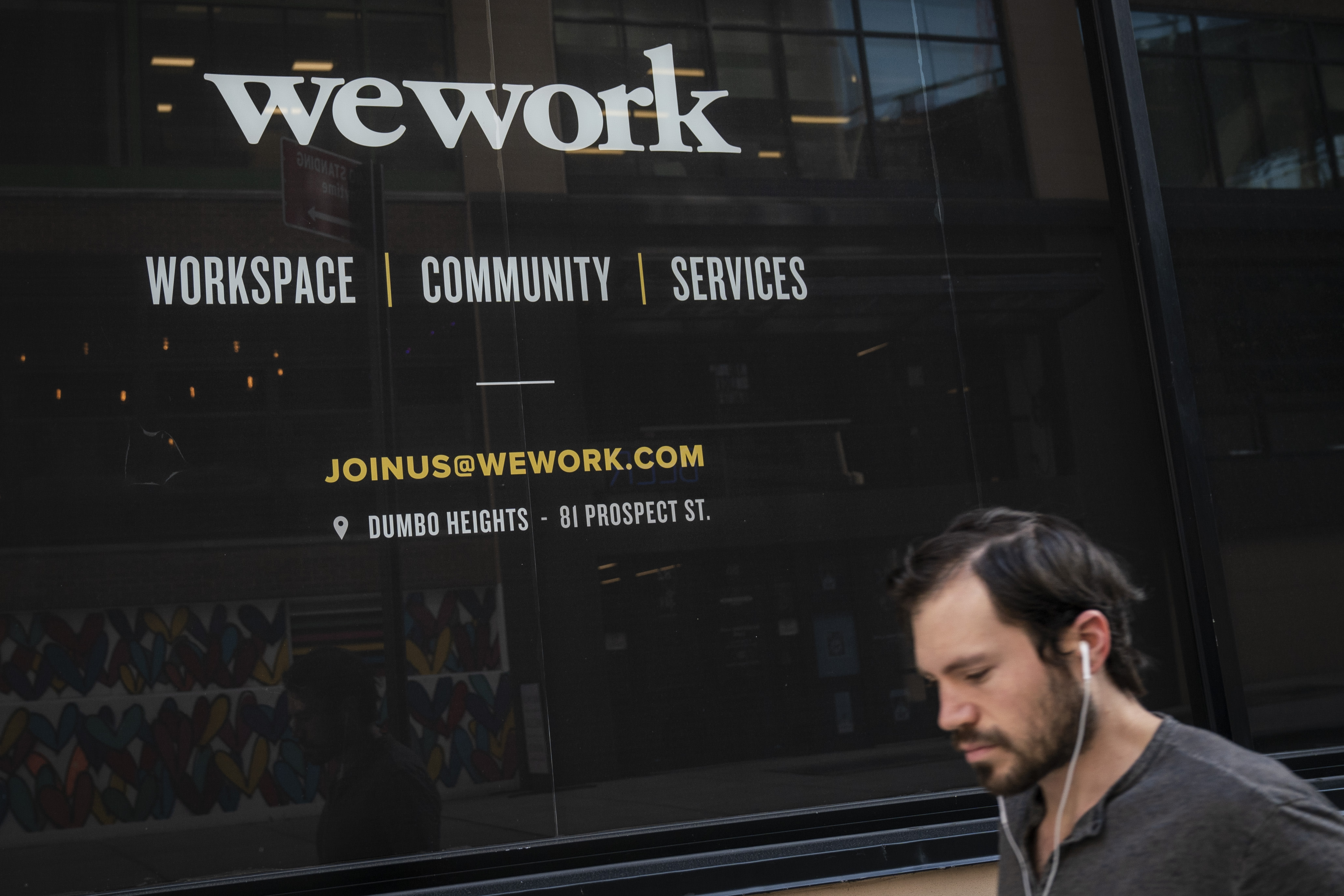WeWork CEO Threw a Party Featuring DMC and Tequila Shots After Mass Layoffs