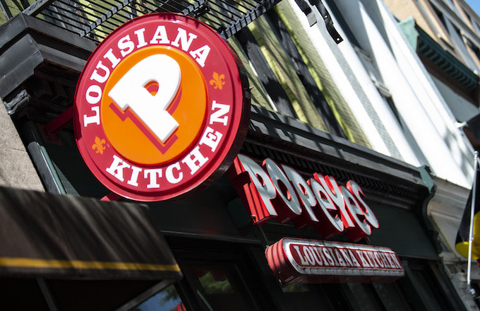 Popeyes Employee in Texas Fired After Bringing Son to Help Make Chicken Sandwiches