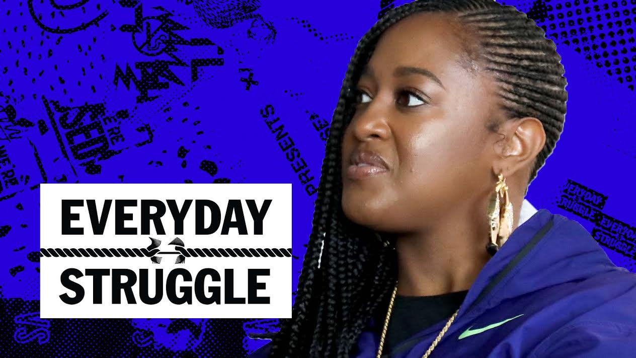 Rapsody on Upcoming Album 'Eve,' Current State of Female Rap & Working W/ D'Angelo | Everyday Struggle