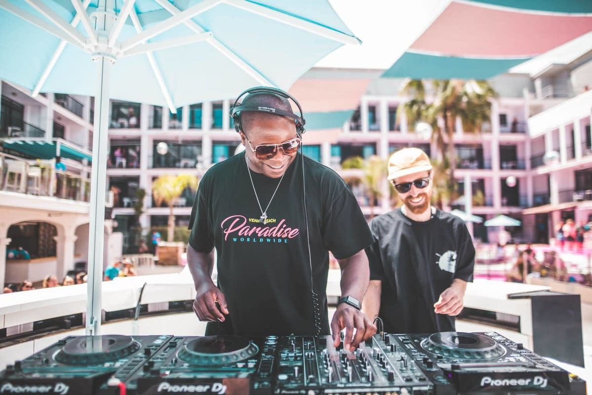 Exclusive: House Selector K1R3Y Shares New Mix To Mark Ibiza Rocks Residency