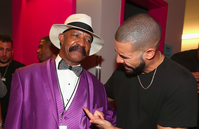 Drake's Dad May Soon Land a Reality Dating Show