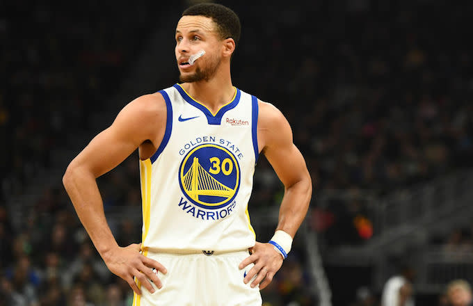 NASA Offers to Prove to Steph Curry That Humans Have Been to the Moon