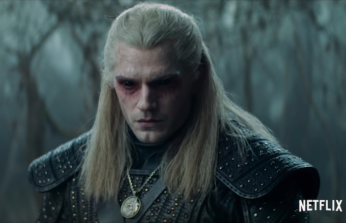 Netflix Drops the First Trailer for 'The Witcher' Series Starring Henry Cavill