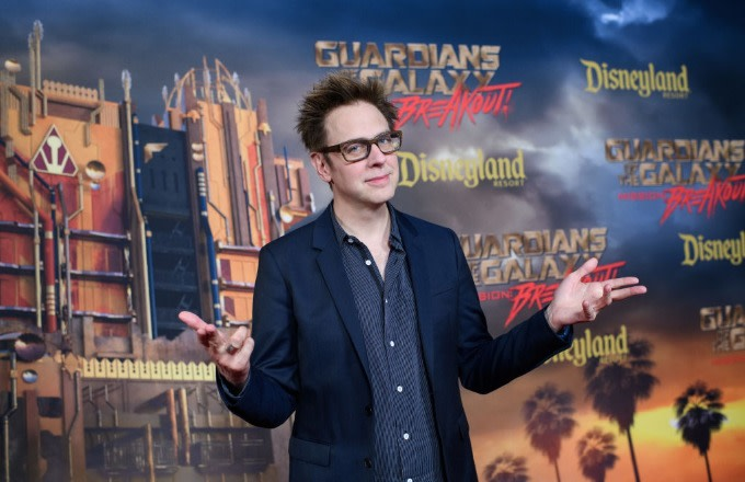 James Gunn Says Upcoming 'Suicide Squad' Movie Has 'Reinvigorated My Creative Life'