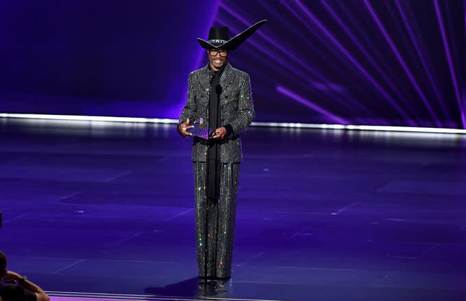 Billy Porter Becomes First Openly Gay Black Man to Win Emmy for Lead Actor in a Drama Series