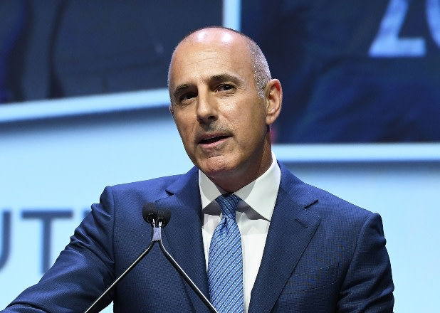 Matt Lauer Allegedly Had Affair With Another Broadcaster While at NBC