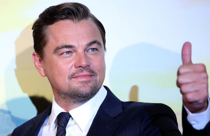 Leonardo DiCaprio Pledges $5 Million in Aid for the Amazon