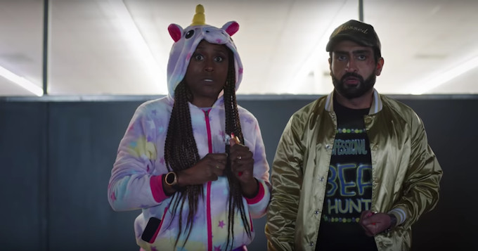 Watch the Trailer for Issa Rae and Kumail Nanjiani's 'The Lovebirds'