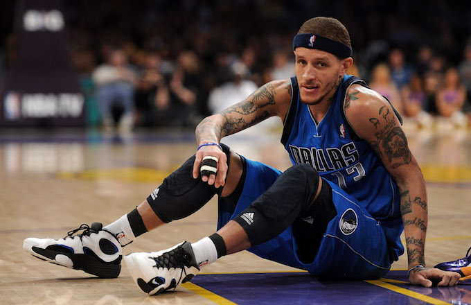 Video Appears to Show Former NBA Player Delonte West Following Alleged Altercation