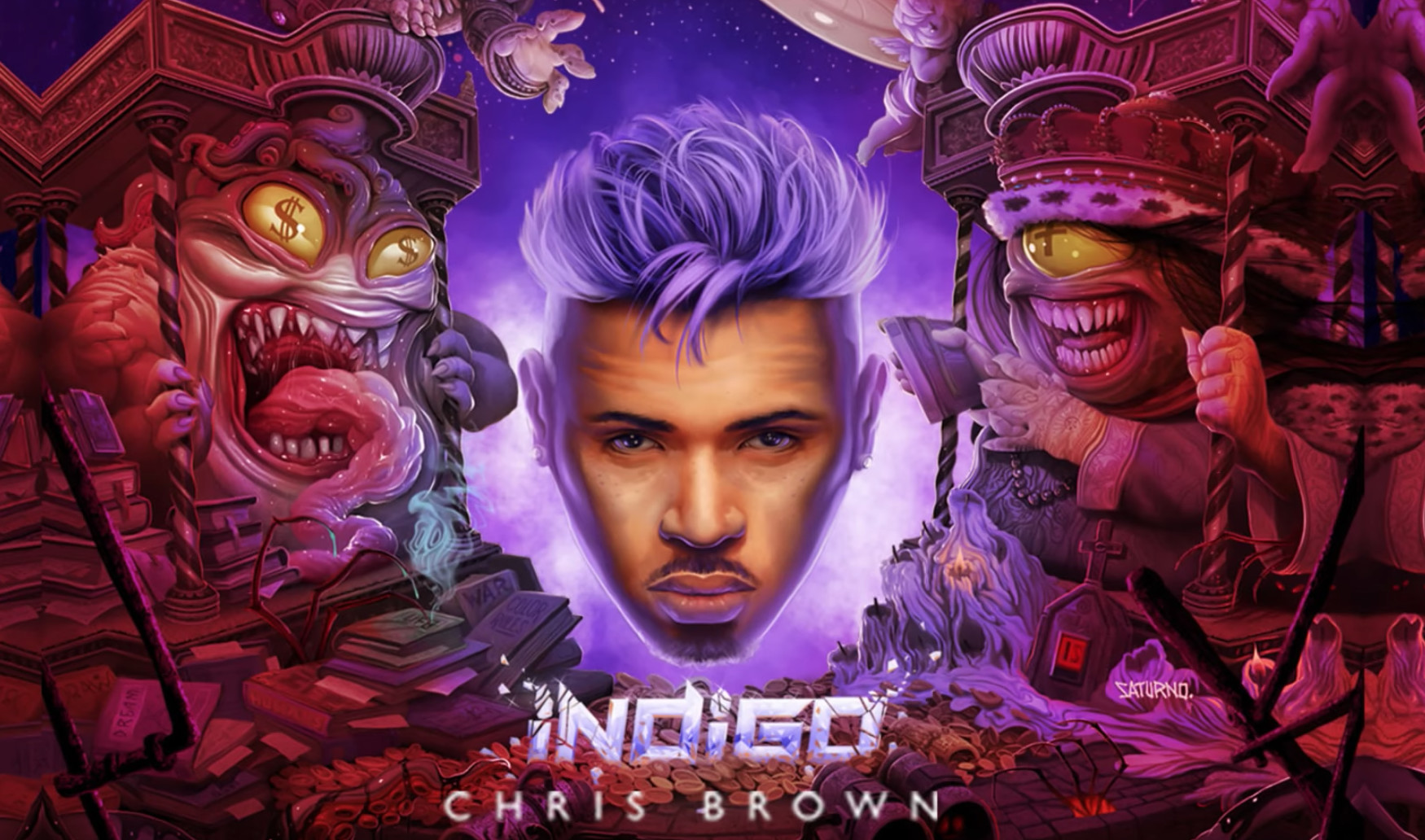 """Gunna Joins Chris Brown on New Song """"Heat"""""""