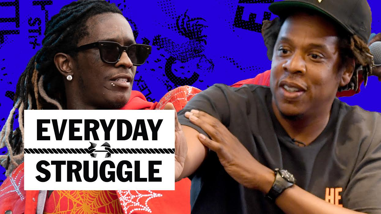 Dame Dash Bashes Jay-Z, Young Thug Says Wayne is Spoiled, Snoop on Nipsey & Tupac | Everyday Struggle