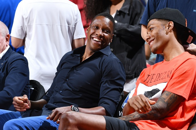 Raptors President Masai Ujiri Will Not Be Charged Over NBA Finals Incident