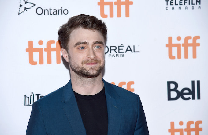 Daniel Radcliffe Learns to Deal With Pistols Bolted to His Hands in 'Guns Akimbo' Trailer