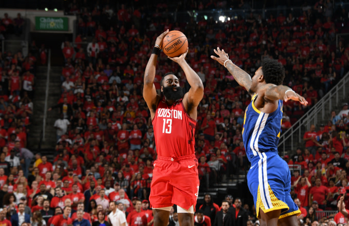 Daryl Morey: 'It's Just Factual That James Harden Is a Better Scorer Than Michael Jordan'