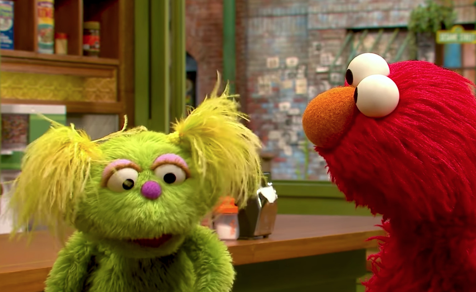'Sesame Street' Takes on Addiction: 'We're Not Alone'