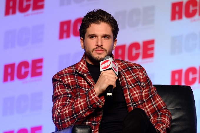 Kit Harington Says Playing Jon Snow Was 'Intimidating' Because He's a 'Better Person Than Me'
