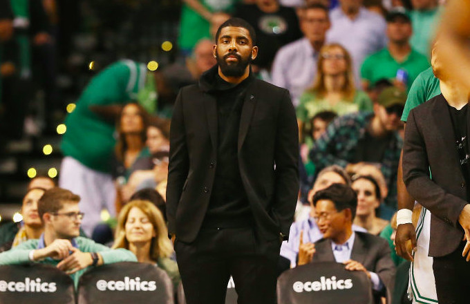 Kyrie Irving Issues Apology to Kehlani and Shuts Down Cheating Rumors