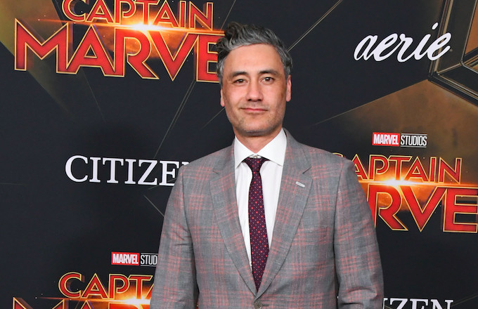 'Thor Ragnarok' Writer-Director Taika Waititi Returning for 'Thor 4'