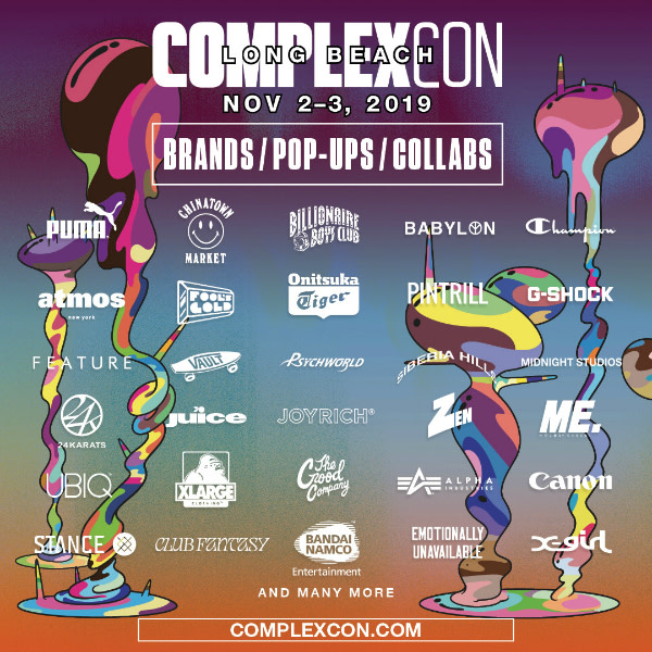 Announcing the Marketplace for ComplexCon Long Beach '19