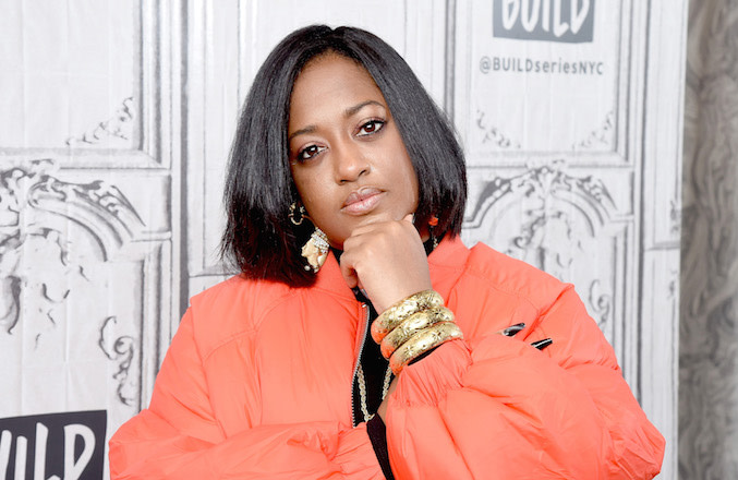 Rapsody Freestyles for Funk Flex, Says She's 'Frustrated' Following Grammy Nominations