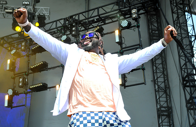 T-Pain Nailed This Cosplay of a 'Tekken' Character Who Isn't Even Available Yet