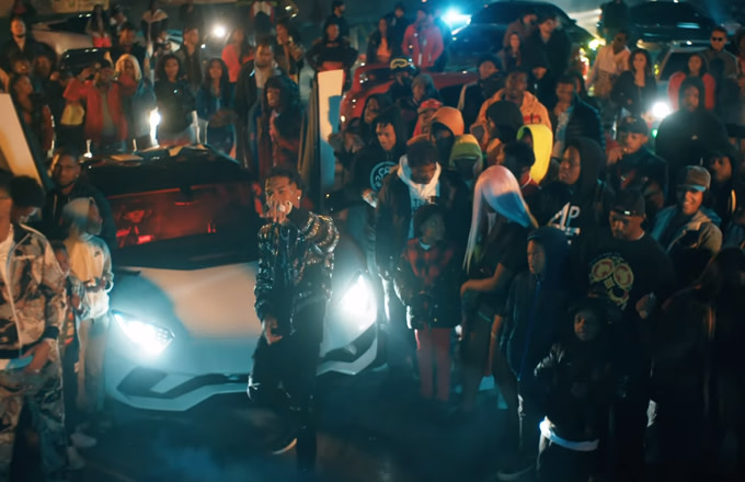 "Lil Baby Shares Video for ""Woah"""