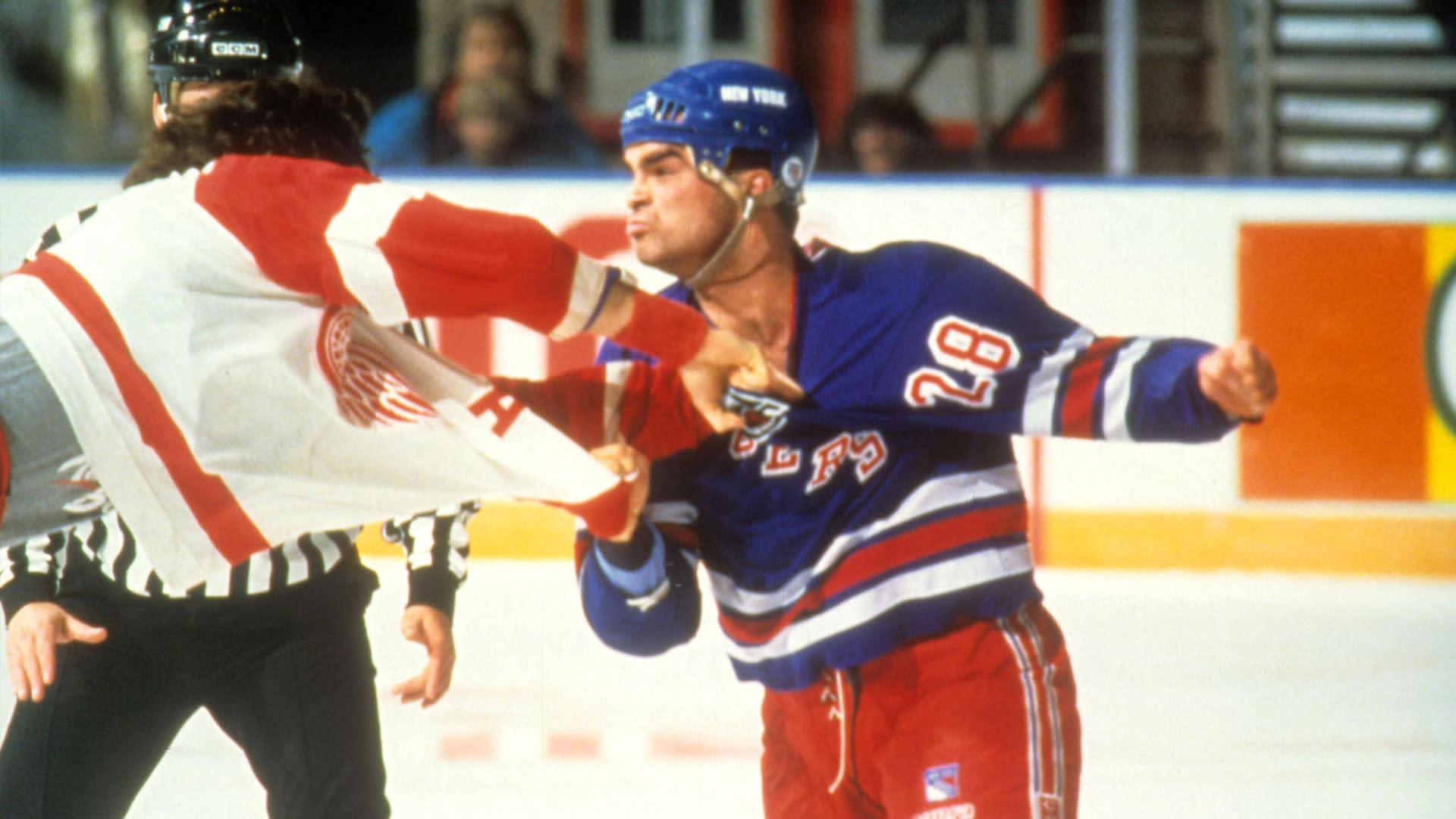 Let's Dance: 12 Unforgettable Hockey Fights We're Still Talking About