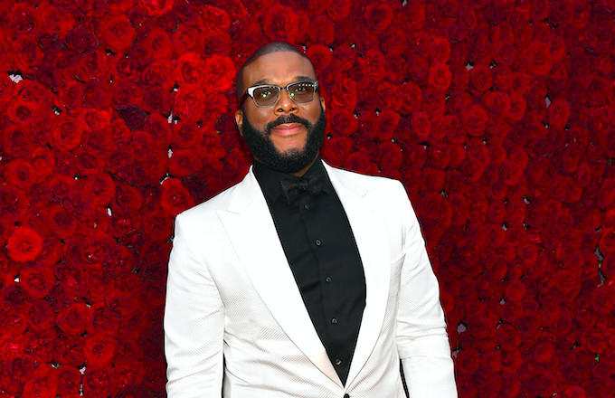 Tyler Perry Says His Atlanta Studio Will Include a Compound for Displaced Women and LGBT Youth