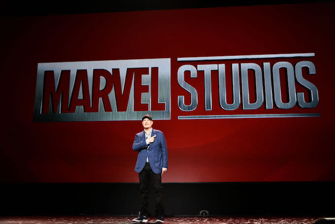 Kevin Feige Is Now Marvel's Chief Creative Officer