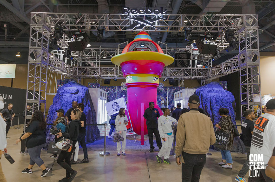 The Best Drops and Activations at ComplexCon Long Beach