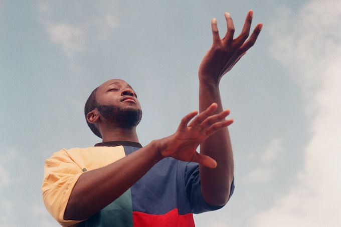 "Premiere: Rationale Urges You To ""Say What's On Your Mind"" On Slinky New Funk Track"