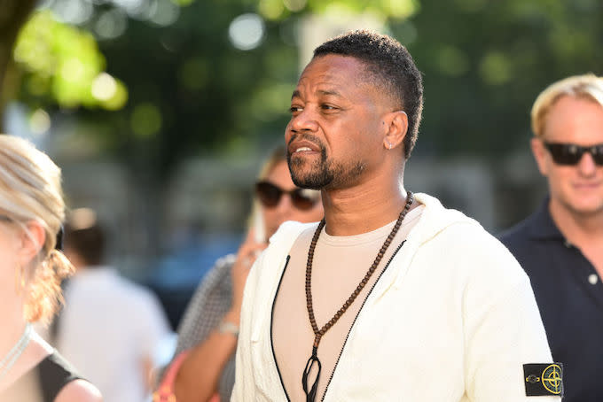 Cuba Gooding Jr. Indicted for 'Additional Incident' in Sexual Misconduct Case