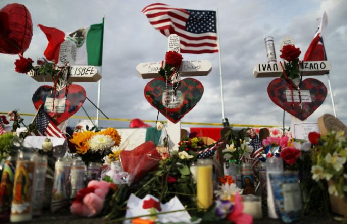 11-Year-Old Boy Starts #ElPasoChallenge After Mass Shooting