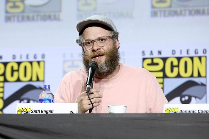Seth Rogen Jokes About 'Game of Thrones' Final Season During 'Preacher' Panel