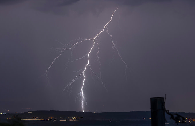 Three Youth Soccer Players Taken to Hospital After Lightning Strikes Field