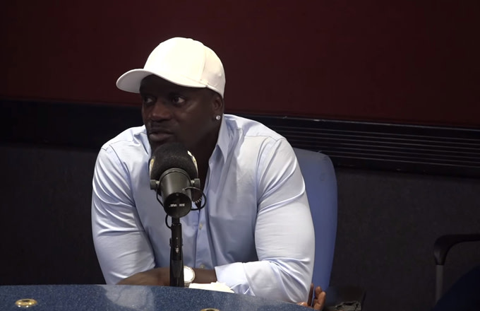 Akon on Michael Jackson Allegations: 'If Michael Was a Creep, I'm Not Going to Sit Here and Defend Him'
